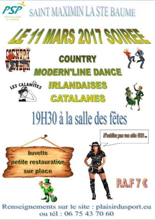 Soir e country st maximin la ste baume 83 for Garage auto saint maximin la sainte baume