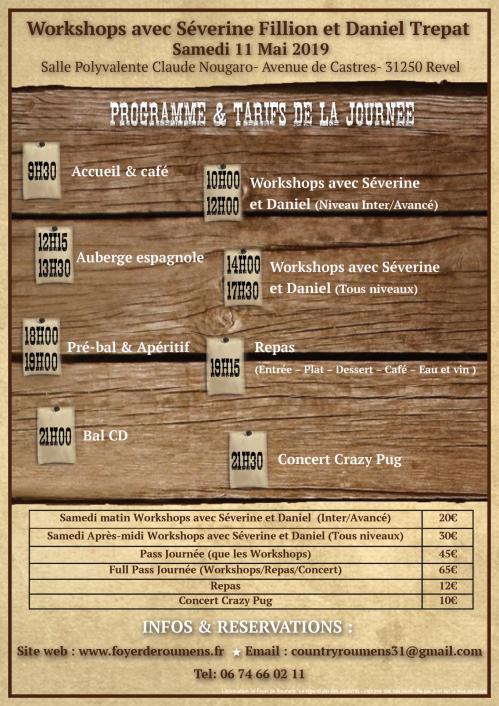 11 05 19 programme et tarifs samed club roumens5
