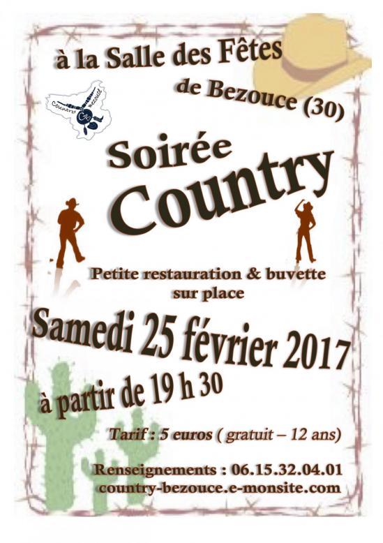 25 02 17 affiche soire e country