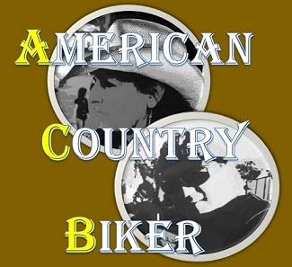 Américan Country Biker