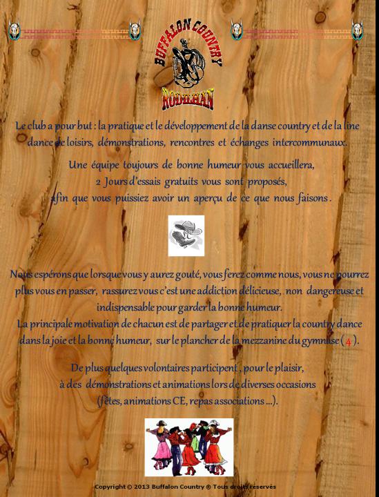 Buffalon country histoire