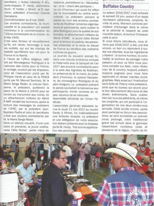 Le rodilhanais juillet 2017 page 1