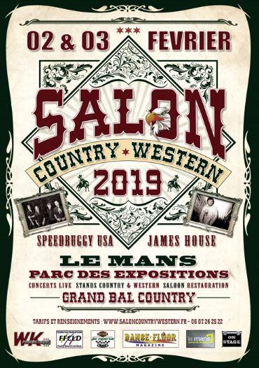 Salon country le mans 72