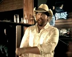 Toby keith as good as i once was